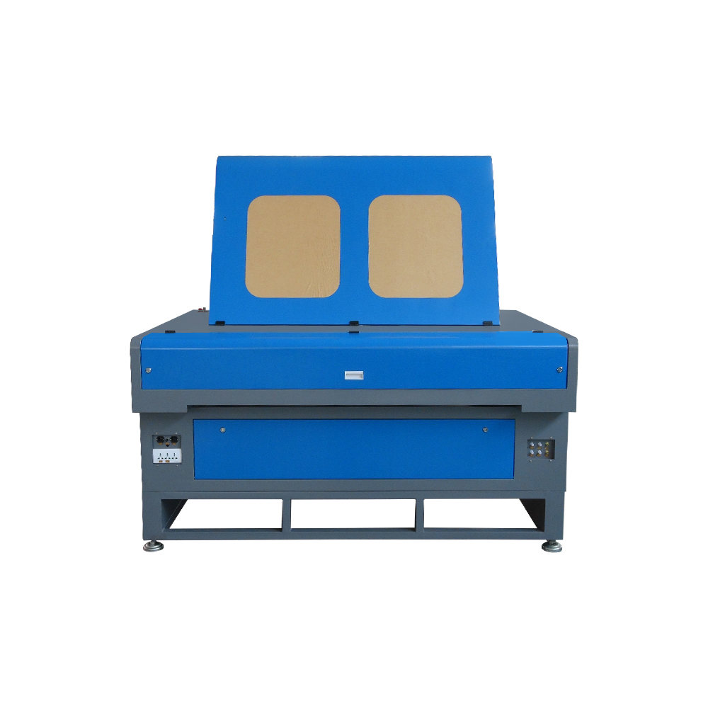 2020 Design Double Heads 1810 CCD Laser Cutting Machine