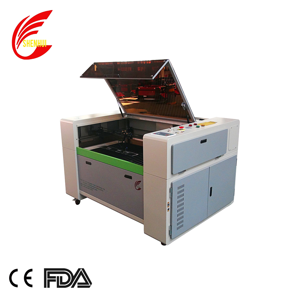 2020 Design Double Heads 1290 Laser Cutting Machine