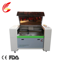 690 80W 100W CO2 laser cutting machine for wood acrylic