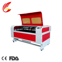 1560 1580 double head laser machine for leather fabric wood acrylic