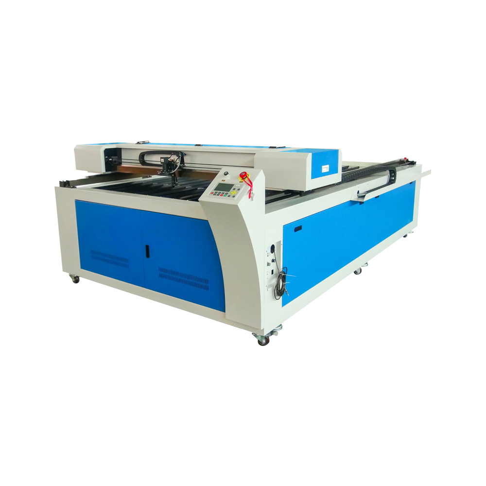 Why choose laser cutting machine?