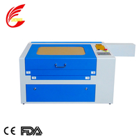 SH-350 Autofcous Laser Engraving Cutting Machine